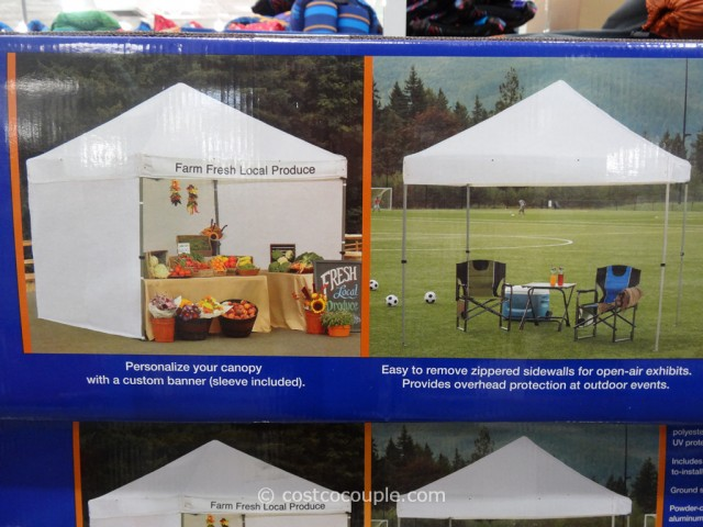 Instant Canopy 10 X 10