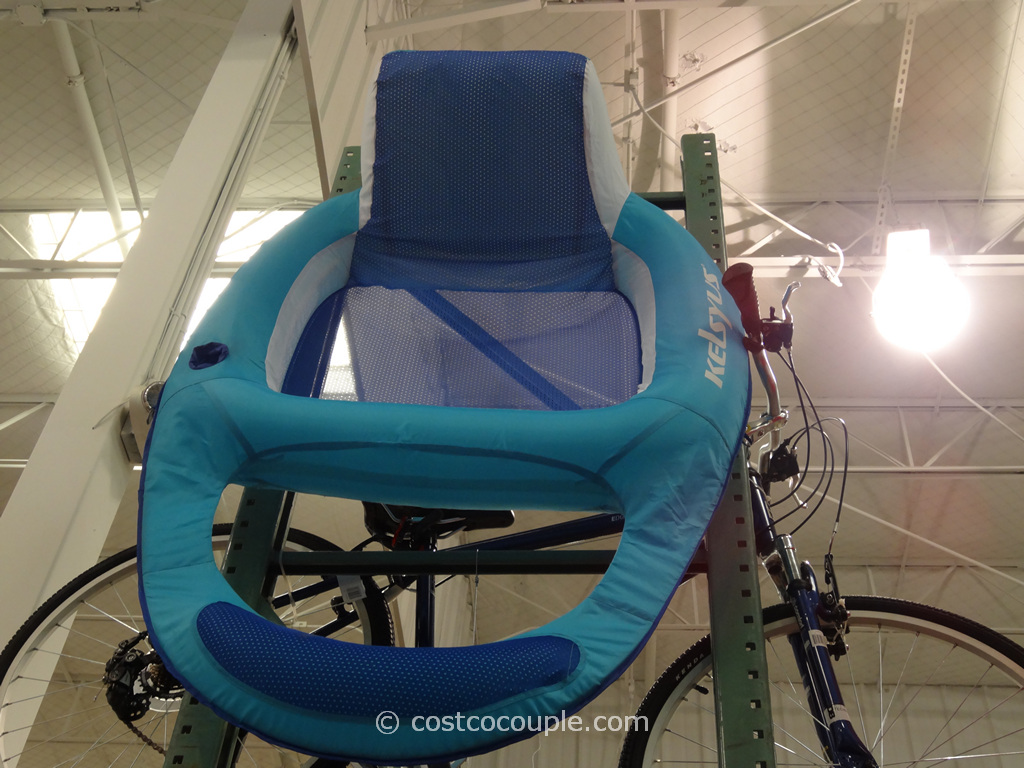 Kelsyus Delux Floating Lounger Costco 2