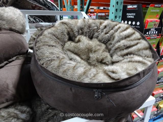 Kirkland Signature 24 Inch Snuggler Pet Bed