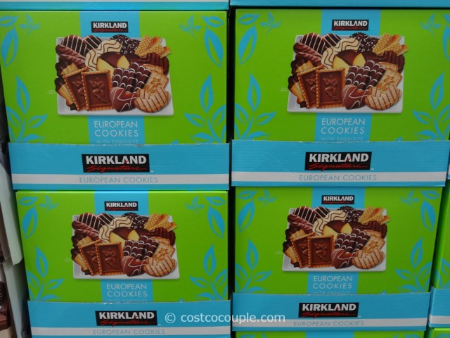 Kirkland Signature European Cookies Costco 1
