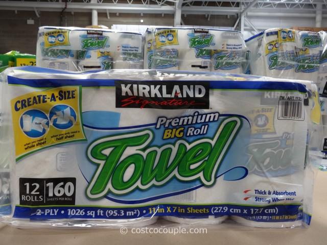 Kirkland Signature Paper Towels