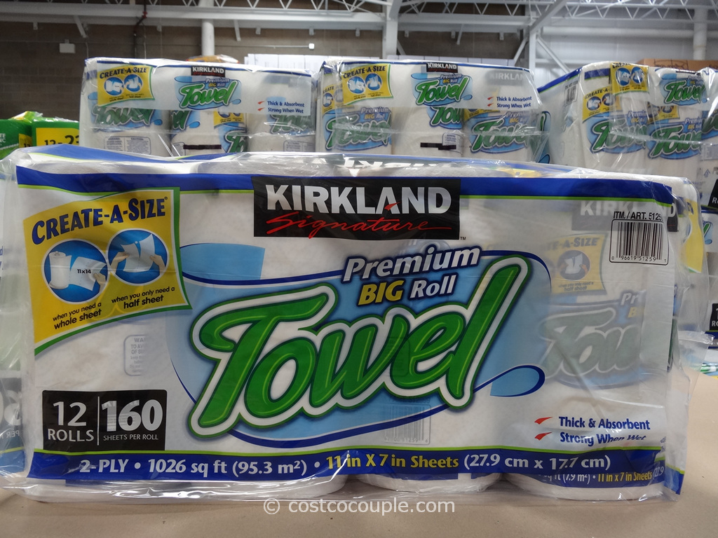 Kirkland Signature Paper Towels Costco 3