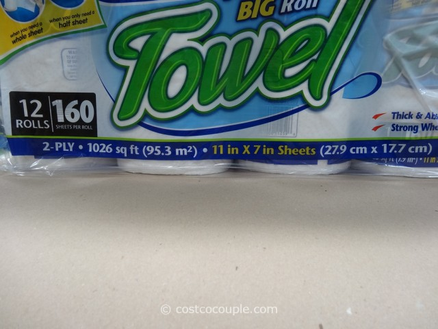 Kirkland Signature Paper Towels Costco 4