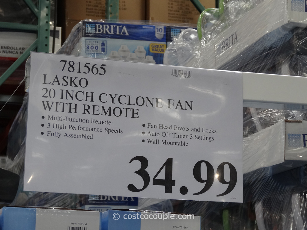 Lasko 20 Inch Cyclone Fan