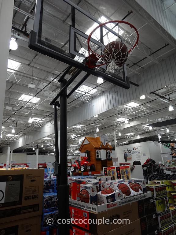 Lifetime Portable Basketball System Costco 4