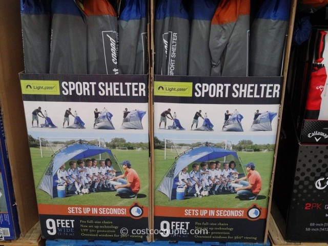 Lightspeed Sport Shelter Costco 1