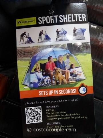 Lightspeed Sport Shelter Costco 4