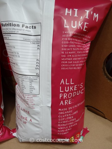 Lukes Organic Brown Rice Chips Costco 4
