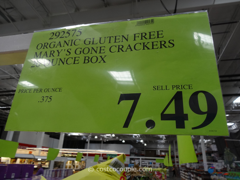Mary's Organic Gone Crackers
