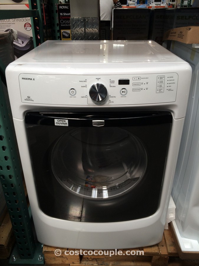 Maytag Front Load Electric Dryer Costco 2