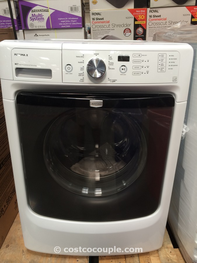 Maytag Maxima 4000 Washer Costco 1