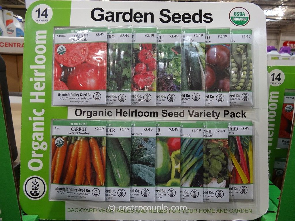 Mountain Valley Seed Organic Garden Seeds Costco 1