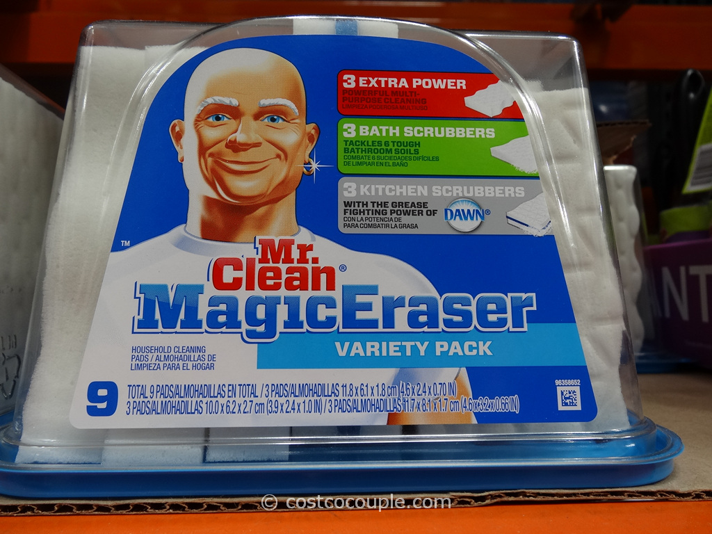 Mr Clean Magic Eraser Costco 3