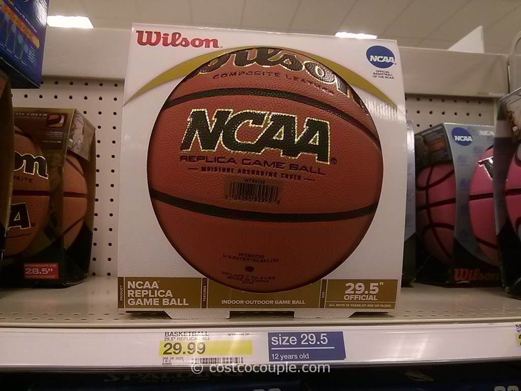 NCAA Replica Game Ball Target