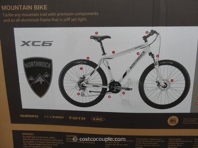 Northrock XC6 Mountain Bike Costco 1