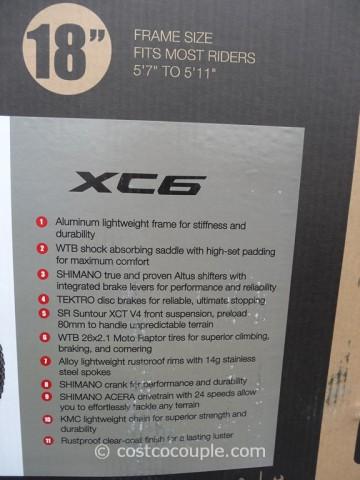 Northrock XC6 Mountain Bike Costco 2