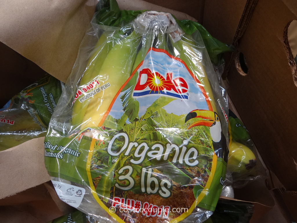 Organic Banana Costco 2