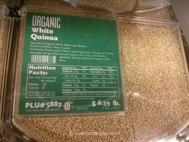 Organic Quinoa Whole Foods 1