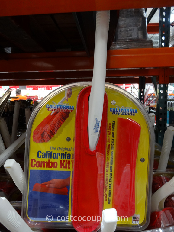 Original California Car Duster Combo Kit Costco 2