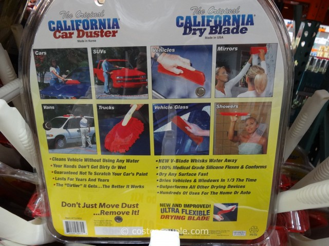 Original California Car Duster Combo Kit Costco 3