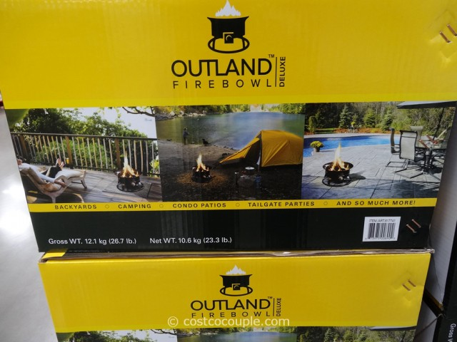 Outland Firebowl Deluxe Costco 3