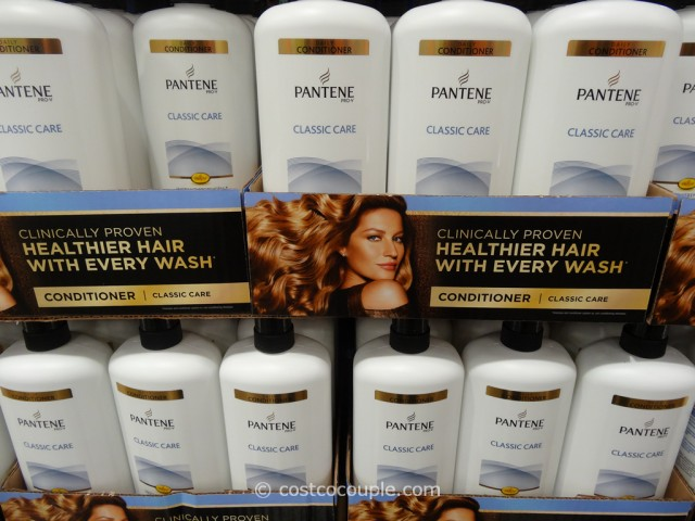 Pantene Classic Conditioner Costco 1