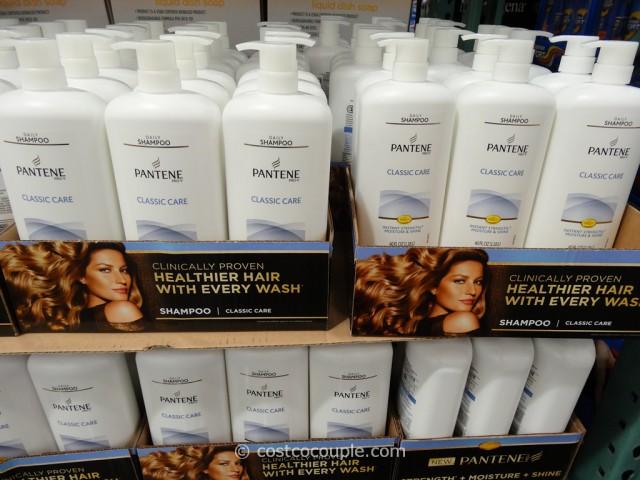 Pantene Classic Shampoo Costco 1