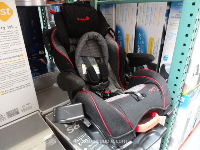 Safety 1st Alpha Omega Car Seat