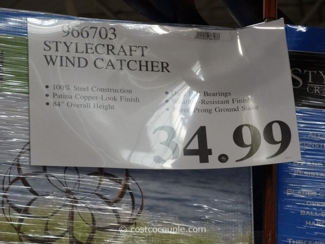 Stylecraft Wind Catcher Costco 2