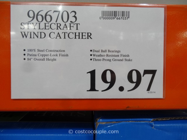 Stylecraft Wind Catcher Costco
