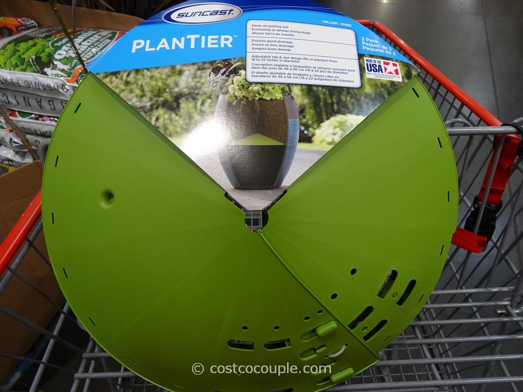 Suncast 2 Pack Planters Costco 2