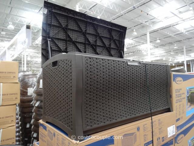 Suncast Resin Deck Box