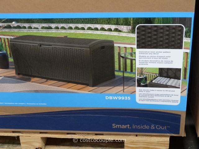 Suncast Resin Deck Box Costco 6