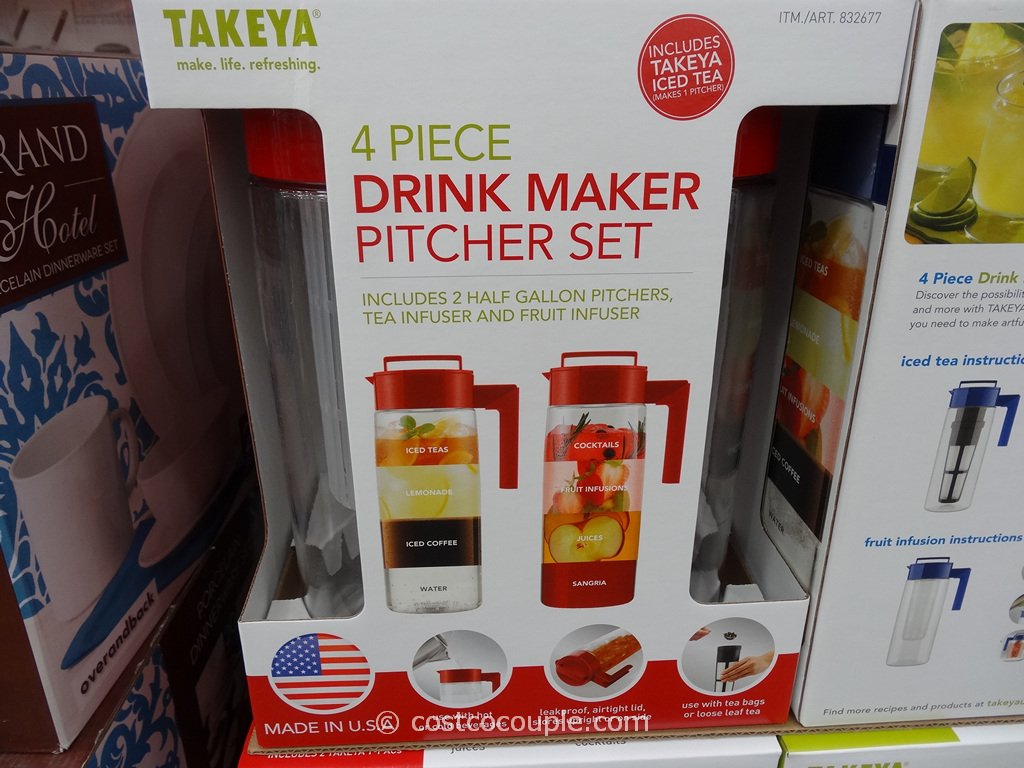 Takeya Pitcher Set Costco 2