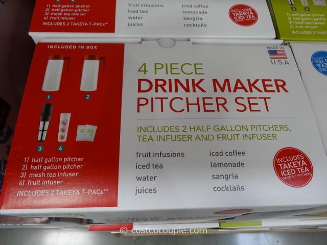 Takeya Pitcher Set Costco 5