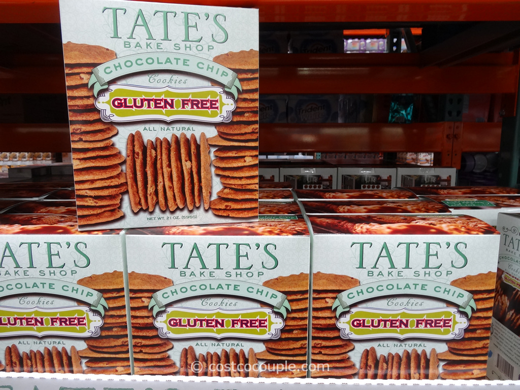Tates Bake Shop Chocolate Chip Cookies Costco 1