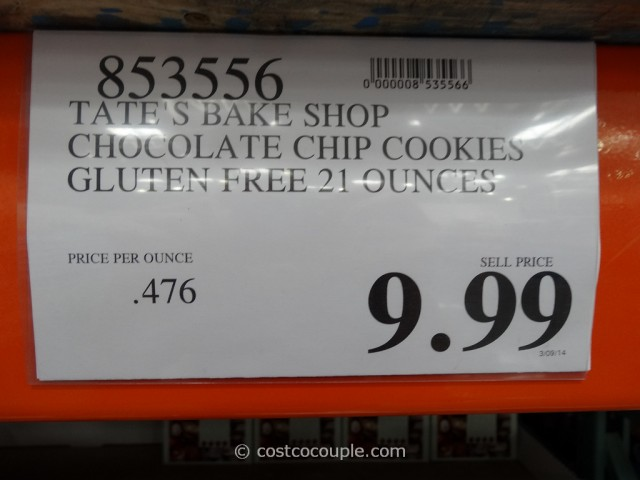 Tates Bake Shop Chocolate Chip Cookies Costco 2