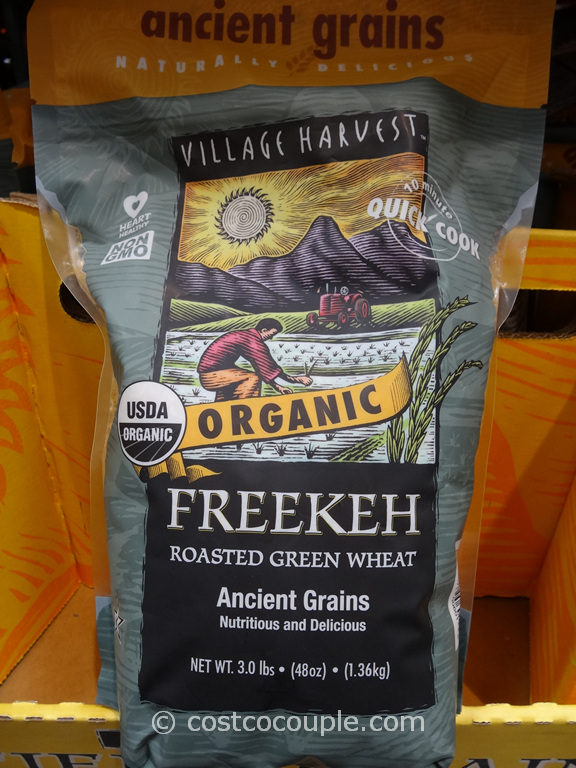 Village Harvest Organic Freekeh Costco 2