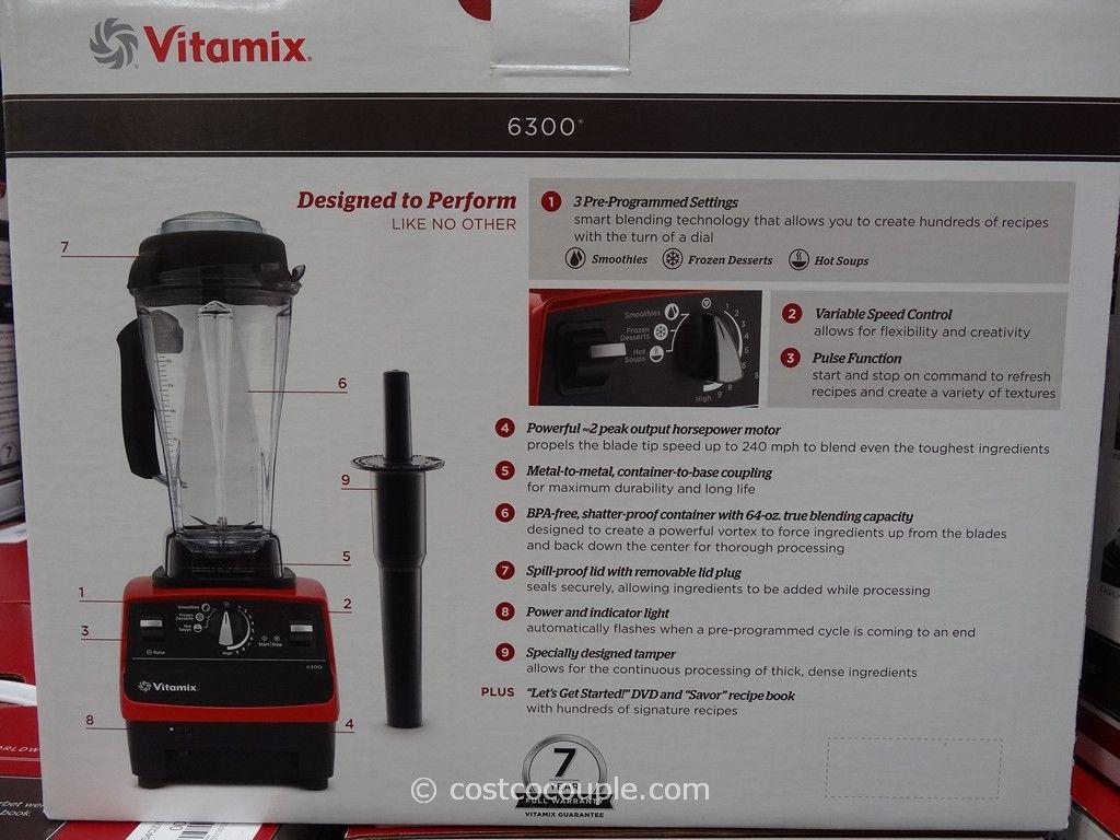 Vitamix Blender Costco : Vitamix