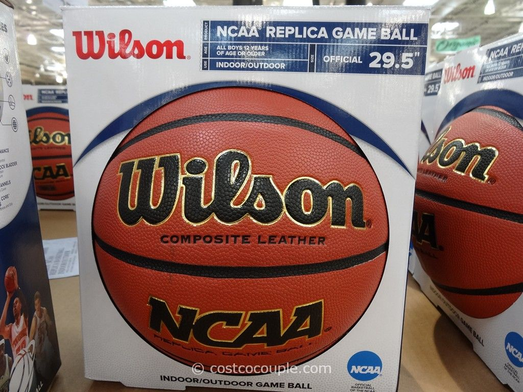 Wilson NCAA Replica Basketball Costco 1