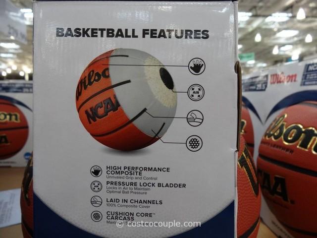 Wilson NCAA Replica Basketball Costco 2