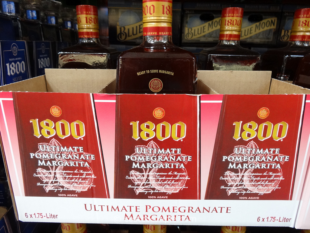 1800 Ultimate Pomegranate Margarita Costco 3