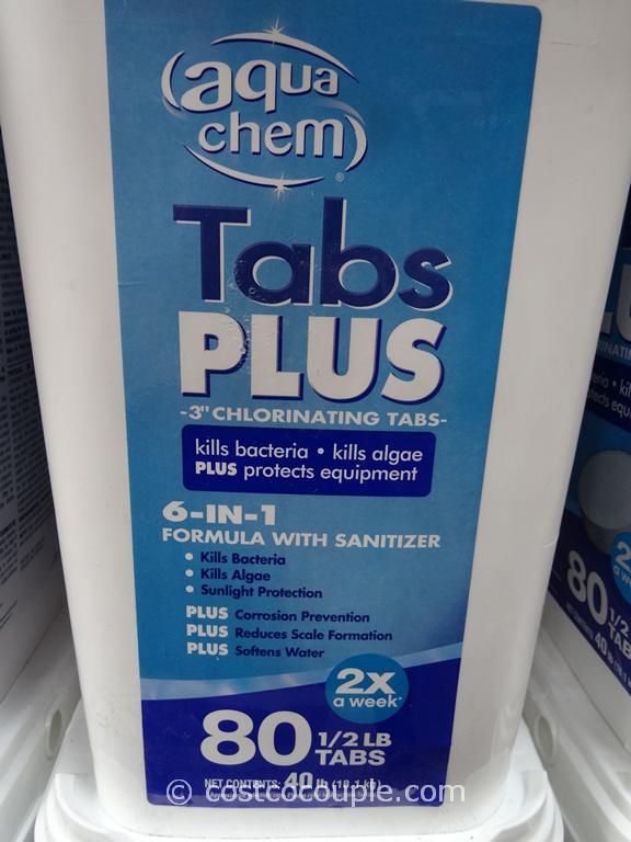 AquaChem Tabs Plus Costco 2