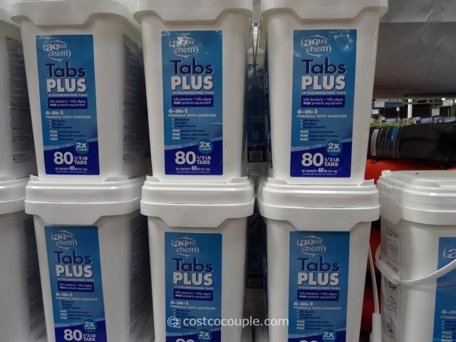 AquaChem Tabs Plus Costco 3