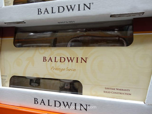 Baldwin Locks Prestige Series Costco 2