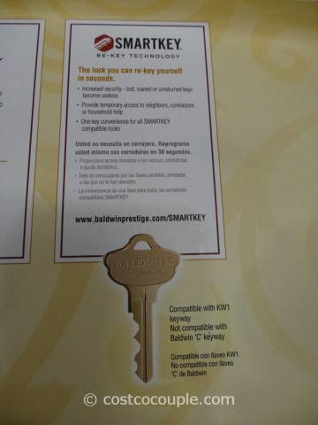 Baldwin Locks Prestige Series Costco 6