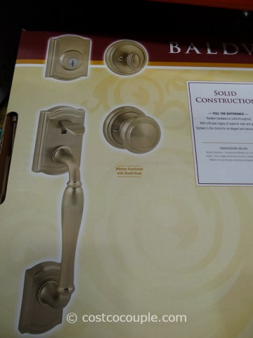 Baldwin Locks Prestige Series Costco 7