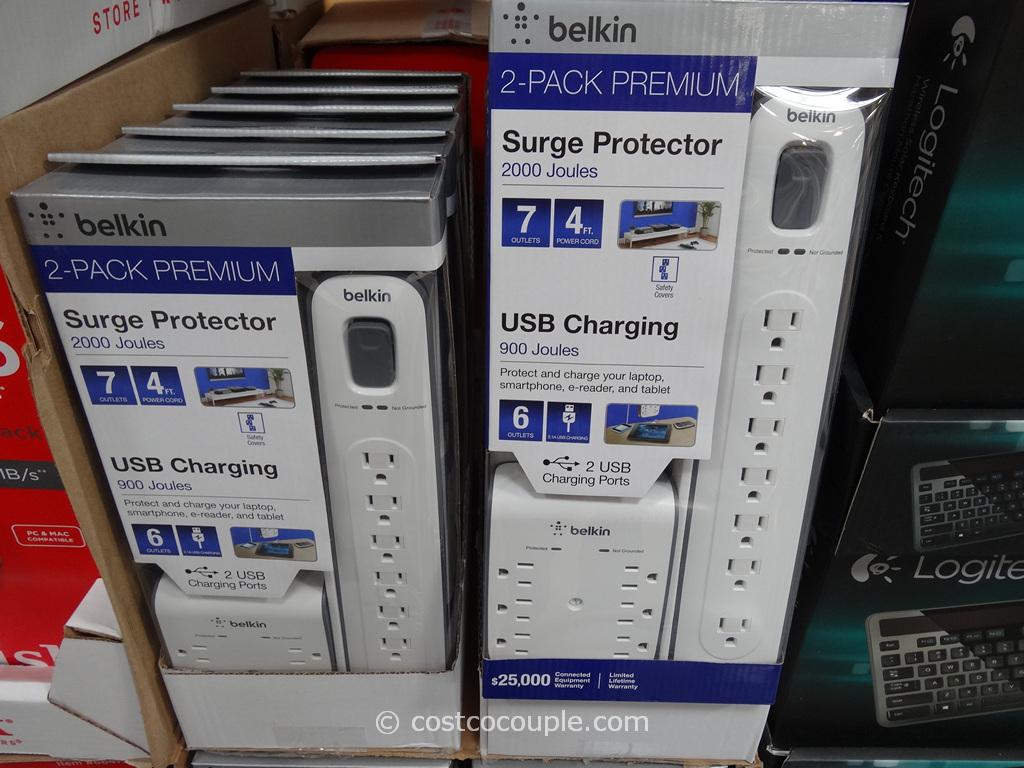 Belkin Surge Protector Costco 2