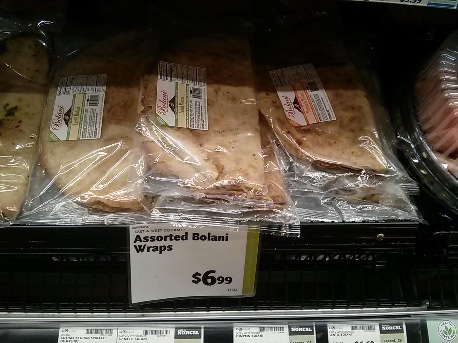 Bolani Whole Foods