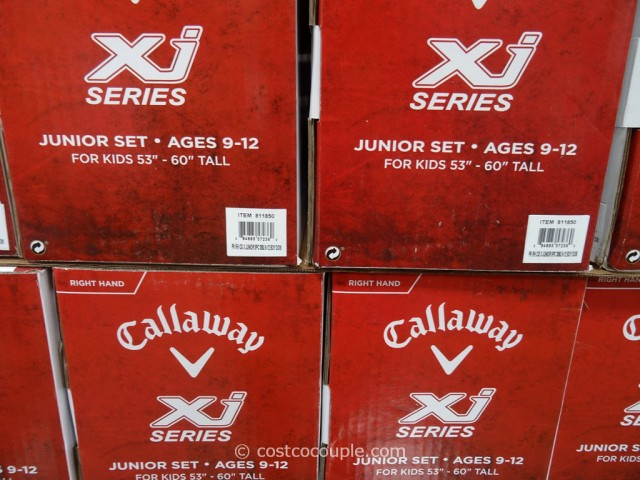 Callaway Junior Golf Club Set Costco 2